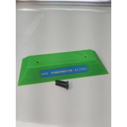Peana para Dandanator Elite + Amstrad CPC. Compatible con DES