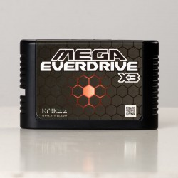 Mega EverDrive X3 Pre-order reservalo