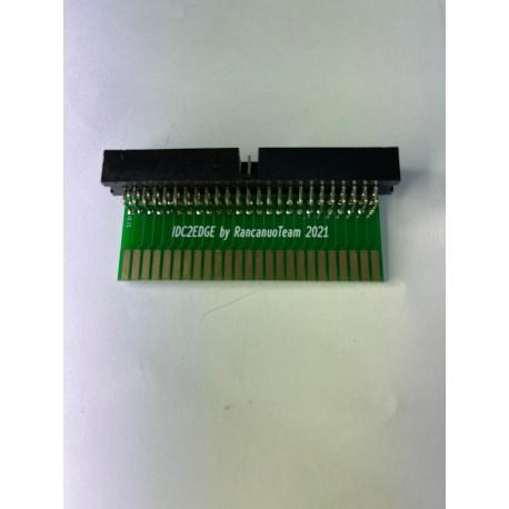 Adaptador IDC a EDGE. Contactos dorados Amstrad CPC computer
