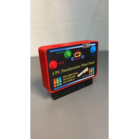 Dandanator mini DUAL Amstrad CPC. Version BOX. Caja